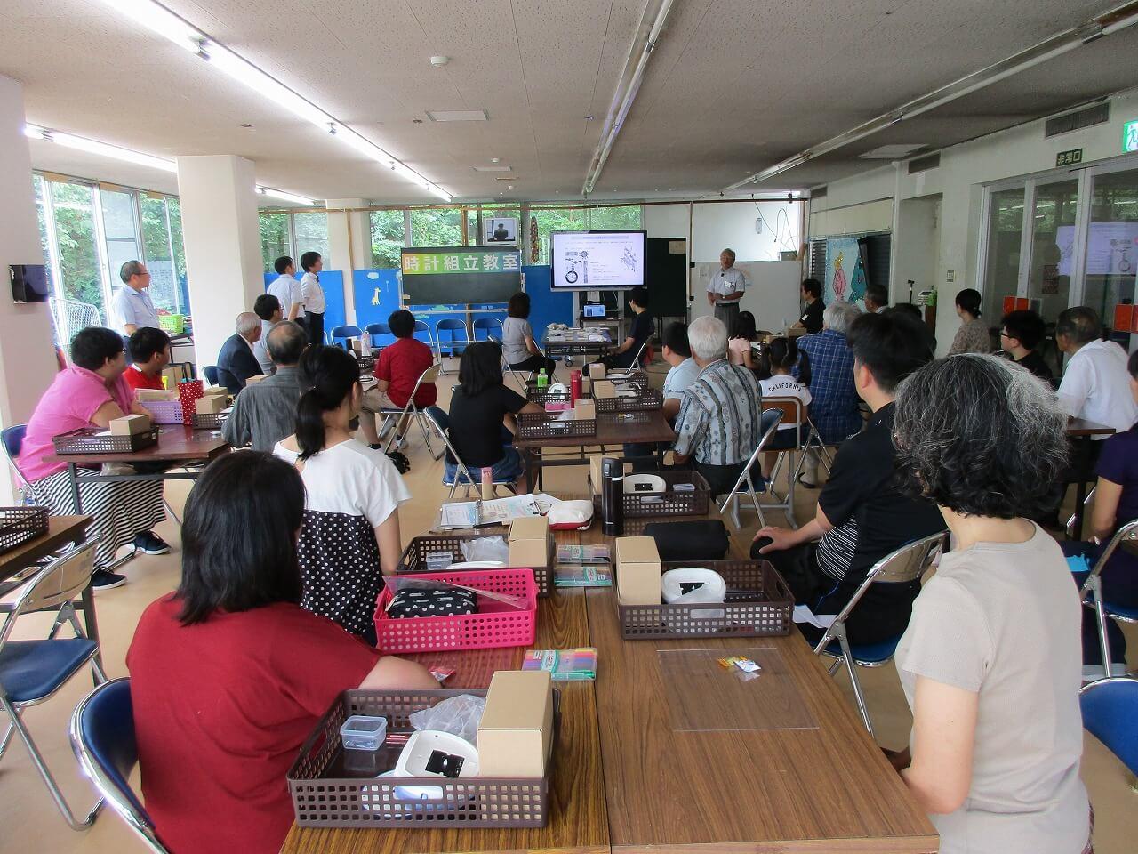 一社)日本時計協会 東日本被災地復興支援「時計組立教室」への参加 ...
